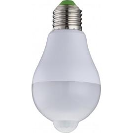 M272-3 E27 7W LED sijalica + senzor bela 220V IP20 Mitea Lighting