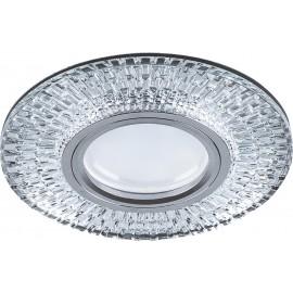 M206047 Ugradna svetiljka staklena transparentna okrugla Mitea Lighting