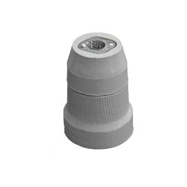 Aling grlo E27 1330 visece porcelansko za navoj M10x1