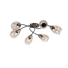 -S M11026-6 luster 6xE27 Max.60W/220V Mitea Lighting