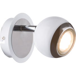 -S M160410 LED spot lampa 3000K 1x5W GU10 Mitea Lighting