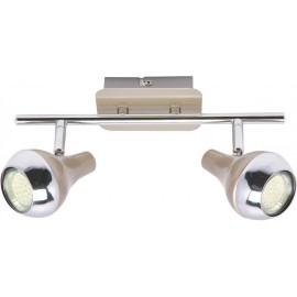 -R M160320 LED spot lampa 3000K 2x4W GU10 Mitea Lighting