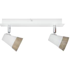 -S M130820 LED spot lampa 6000-6500K 2x4W GU10 Mitea Lighting