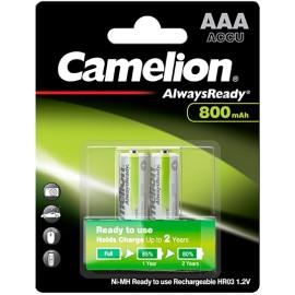 Baterije punjive HR03 800mAh NiMh always ready Camelion