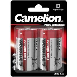 Baterije super alkalne LR20 Camelion
