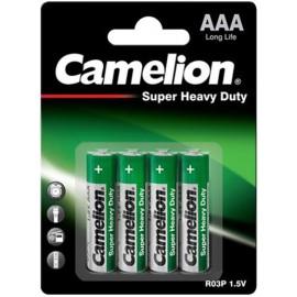 Baterije super HD R03 Camelion