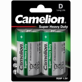 Baterije super HD R20 Camelion