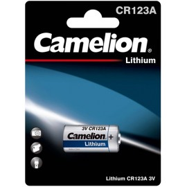 Baterija litijumska CR123 Camelion