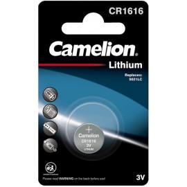 Baterija litijumska CR1616 Camelion