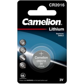 Baterija litijumska CR2016 Camelion