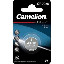Baterija litijumska CR2025 Camelion