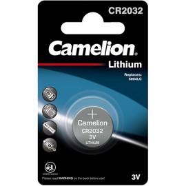 Baterija litijumska CR2032 Camelion