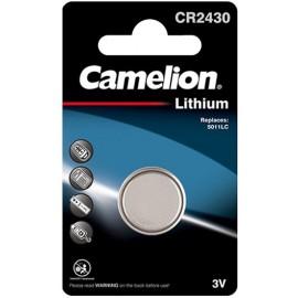 Baterija litijumska CR2430 Camelion