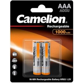 Baterije punjive HR03 1000mAh NiMh Camelion