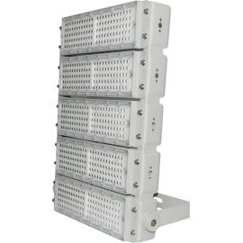 -S M457300 6500K SMD LED reflektor 500W sivi Mitea Lighting