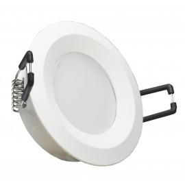 M206017 Ugradna svetiljka bela okrugla Mitea Lighting