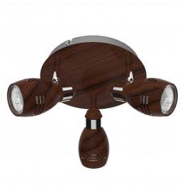 -S M160131 LED spot lampa 3000K 3x4W GU10 Mitea Lighting