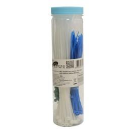 ME-TA200 set vezica u kutiji mix boja 100-200mm Mitea Electric