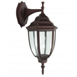 M2006-D BRAON max.1x60W E27 baštenska lampa, fenjer Mitea Lighting