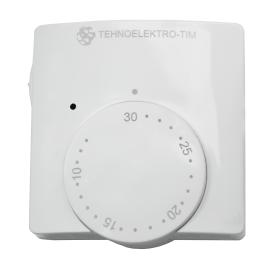 Sobni termostat ST-2A 10A 250V sa prekidačem Tehnoelektro