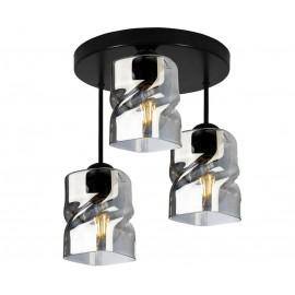 -S M3064-3 (R) visilica 3xE27 Max.60W/220V Mitea Lighting