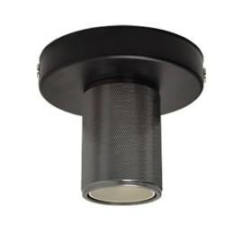 -S M481 crna plafonska lampa 1xE27 Max.60W/220V Mitea Lighting