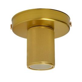 -S M481 zlatna plafonska lampa 1xE27 Max.60W/220V Mitea Lighting