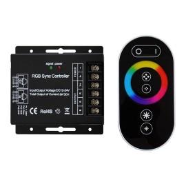 FS-RF4BS kontroler touch RGB sa daljinskim 384W 12V Mitea Lighting