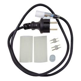 Konektor IP44 za obično svetleće crevo M*, za 100m
