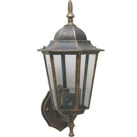 M2002-G BRAON max.1x60W E27 baštenska lampa, fenjer Mitea Lighting