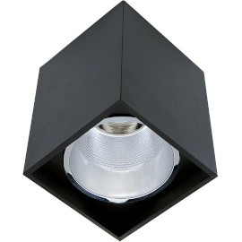 M0420 svetiljka sa aluminijumskim reflektorom crna 1xE27 60W Mitea Lighting