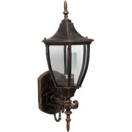 M2003-G BRAON max.1x60W E27 baštenska lampa, fenjer Mitea Lighting