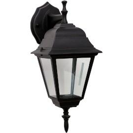 M2001-D CRNI max.1x60W E27 baštenska lampa, fenjer Mitea Lighting