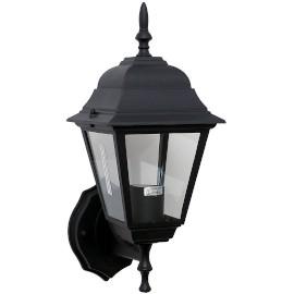 M2001-G CRNI max.1x60W E27 baštenska lampa, fenjer Mitea Lighting