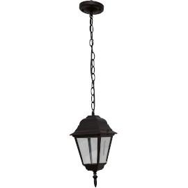 M2001-V CRNI max.1x60W E27 baštenska lampa, fenjer Mitea Lighting