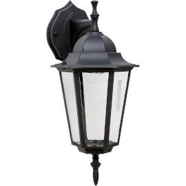 M2002-D CRNI max.1x60W E27 baštenska lampa, fenjer Mitea Lighting
