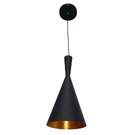 -S M0206-1 visilica crna 1xE27 Max.60W/220V Mitea Lighting